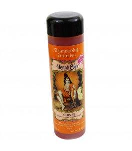 Shampoo Riflessante all'Hennè Rosso Rame