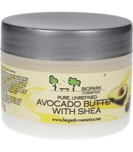 Shea butter and Avocado