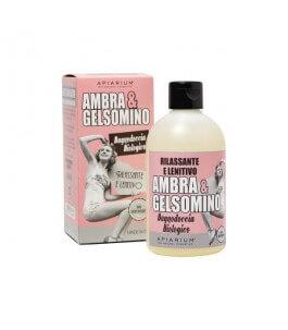 Shower gel, Natural Amber and Jasmine