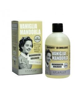Bagnodoccia Naturale Vaniglia e Mandorla - Apiarium | Yumibio