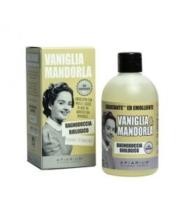 Shower gel, Natural Vanilla and Almond