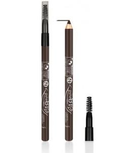 L'eye-liner, Crayon Yeux et des Sourcils - 28-Colombe, Sombre