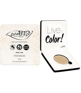 Eye Shadow Compact - 01 Champagne Shimmer