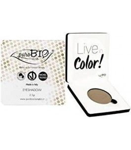 Eye Shadow Compact - 02 Tortora Matt