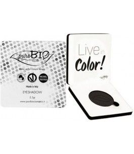 Eye Shadow Compact - 04 Black Matt