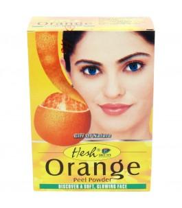 Orange en poudre