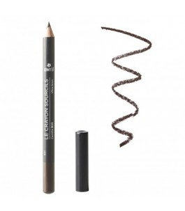 Crayon Organique verser Sourcils Ultra Brun