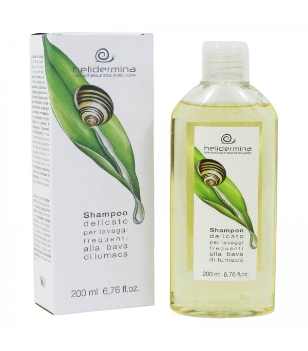 Shampoo alla Bava di Lumaca