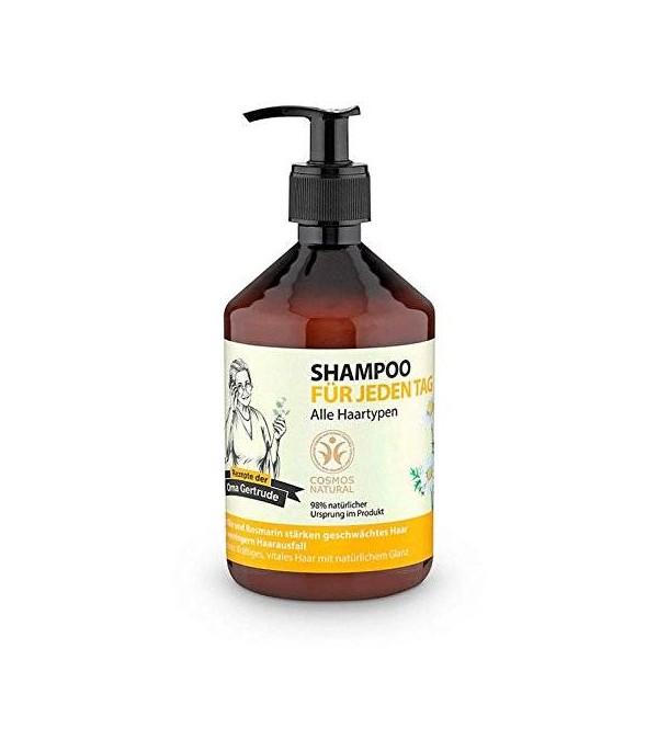 Shampoo Uso Quotidiano - Rezepte der Oma Gertrude|Yumibio