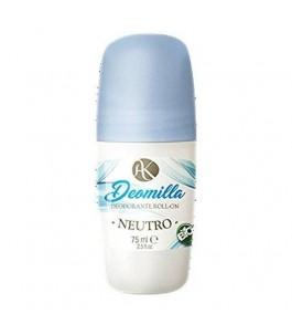 Deomilla Deodorant Bio Roll-on Neutro - Alkemilla|Yumibio