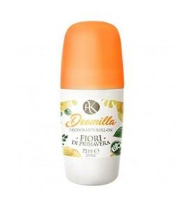 Deomilla Deodorant Bio Roll-on Spring Flowers - Alkemilla|Yumibio
