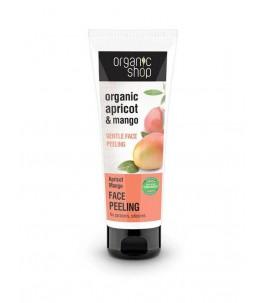 Masque Peeling Visage Apricot et Mangue