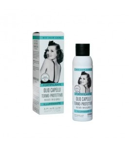 Oil Hair With Thermo-Protective