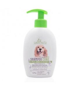 Shampoo Naturale per Cani a Pelo Lungo