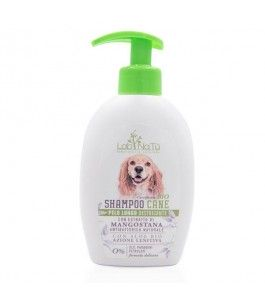 Natural Shampoo for Dogs with Long Hair