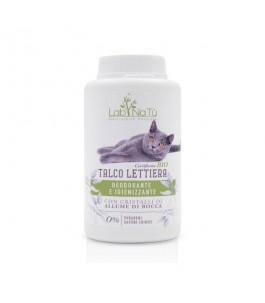 Talc Natural Odour control for Cat Litter