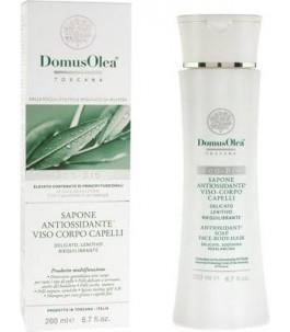 Soap Antioxidant Facial-Body-Hair - Domus Olea Toscana | Yumibio