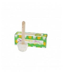 Dentifricio Solido Vegan Salvia e Limone - Lamazuna | Yumibio