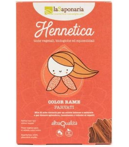 Hennetica Copper - The Saponaria|YumiBio