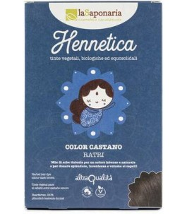 Hennetica Dark Brown - The Saponaria|YumiBio