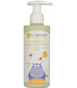 The Bio Cleansing The Nappy-Changing - The Saponaria | Yumibio
