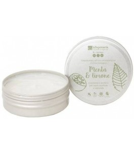 Hand Cream Mint Lemon - The Saponaria|YumiBio
