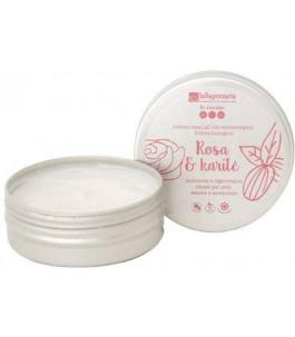 Crema Mani Rosa Karite - La Saponaria|YumiBio