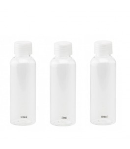 3 Bottles of 100 ml Fill for Travel