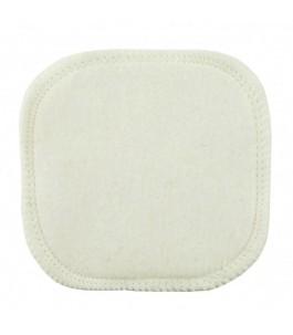 Square makeup remover cotton