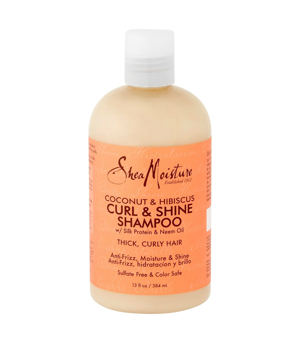 Shampoo Illuminante Capelli Ricci