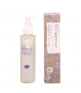 Oil make-up remover with Extracts of Flowers Fermented - Whamisa|Yumibio