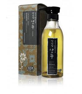 Shampoo Strengthening for the Scalp Grease - Whamisa|Yumibio