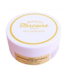Deodorant Cream Verberino - Tuscan Roots|Yumibio