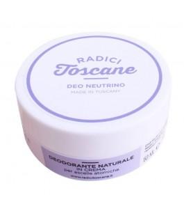 Déodorant Crème De Neutrinos - Toscane Racines|Yumibio