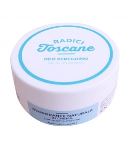 Déodorant Crème Peregrino - Toscane Racines|Yumibio