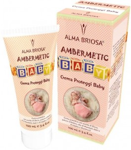 Cream Protect Baby Bio and Vegan against irritation