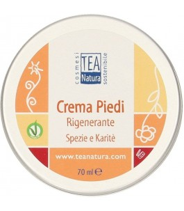 Crema Piedi Rigenerante - Tea Natura|Yumibio
