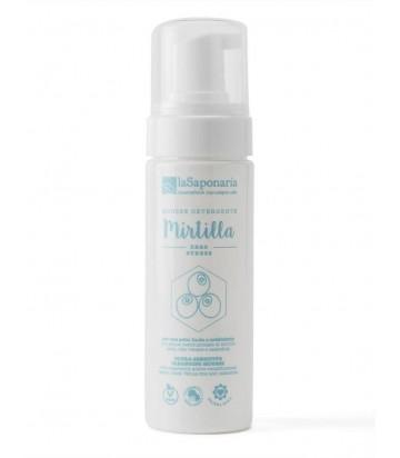 Mousse Detergente Mirtilla - La Saponaria|YumiBio