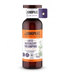 Natural Shampoo Anti-Dandruff to the sweet clover