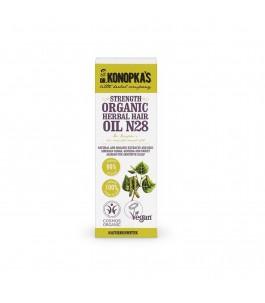 Olio Vegan Rinforzante Anticaduta n. 28