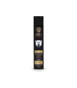 White Bear Men Refreshing Shower Gel Natura Siberica|Yumibio