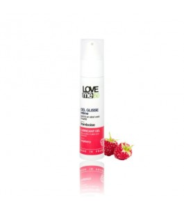 Gel Lubricant Intimate Raspberry