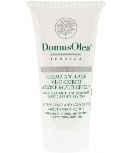 Anti-aging cream Ecobio Face and Body Multi effect, 50 ml - Domus Olea Toscana | Yumi Bio