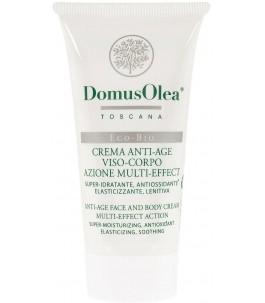Crema Anti-Age Ecobio Viso e Corpo Multi-effect 50 ml - Domus Olea Toscana   Yumi Bio
