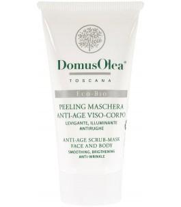 Maschera Peeling Anti-Age Ecobio Viso e Corpo - Domus Olea Toscana | Yumi Bio