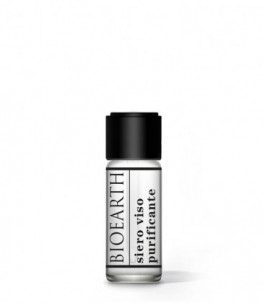 Face serum Purifying Sage - Bioearth| YumiBio