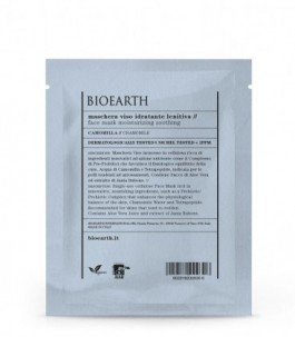 Soothing Face mask with Chamomile - Bioearth| YumiBio