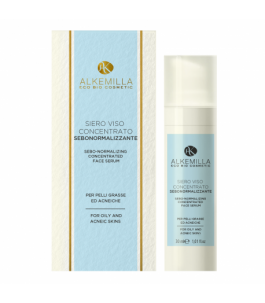 Serum Concentrated Facial Sebum-Normalizing Ecobio