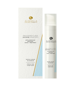 A Fluid Emulsion With An Anti Acne Ecobio