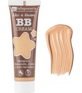 La BB Crème Comme dans un Rêve est Juste - La Saponaria YumiBio